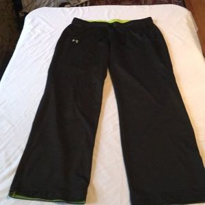 Under Armour heat gear pants XL